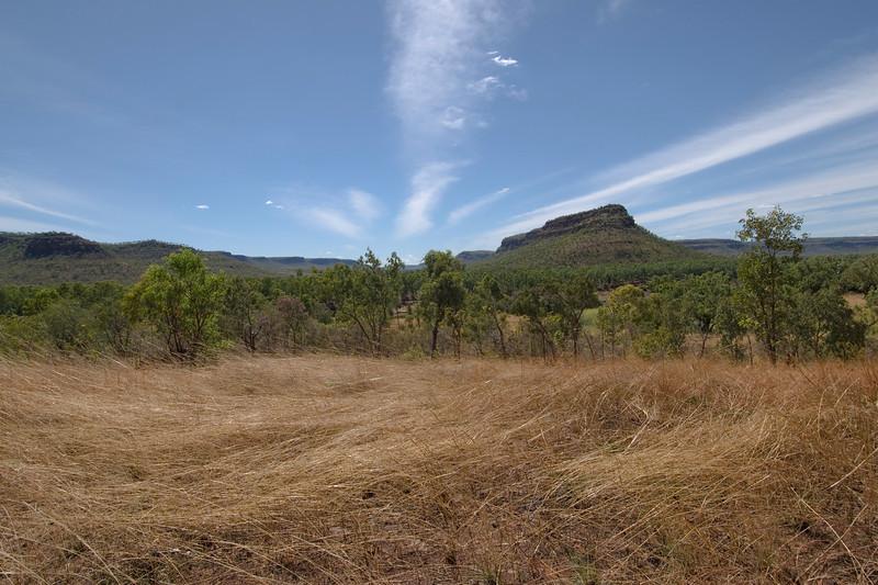 Mesa At Victoria River, Gregory National Park - Northern Territory, Australia