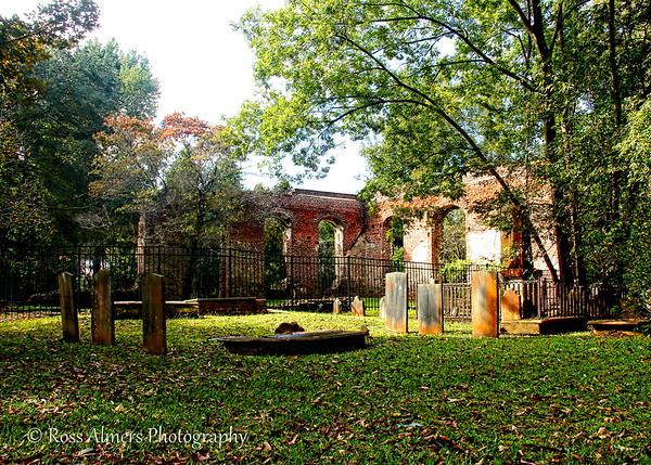 St. John's Berkeley Parish Church and Cemetery