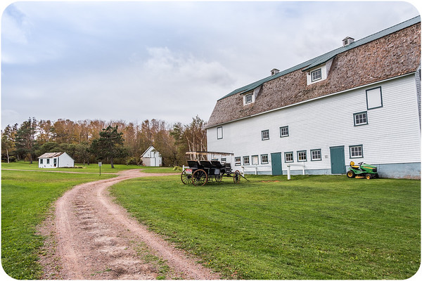 Anne of Green Gables Museum/ L Montgomery's Estate
