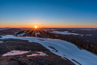 Video: Ampersand Sunset Starburst