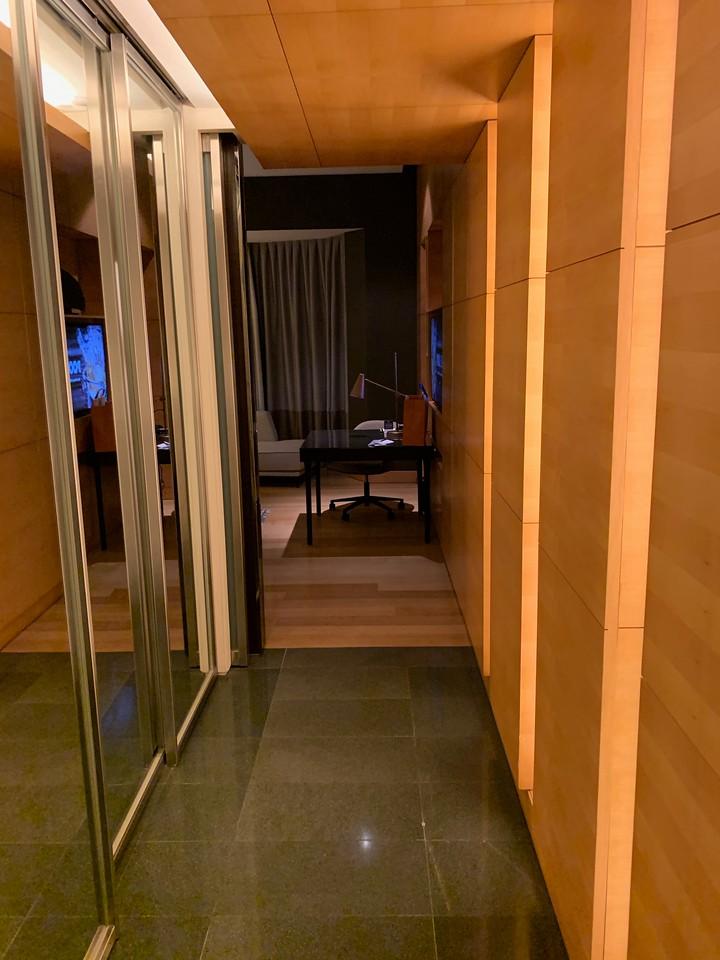 Hilton Kuala Lumpur King Executive Room
