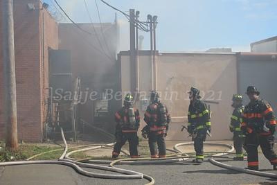 2nd alarm - 38 Union Ave Bridgeport, CT - 9/21/2021