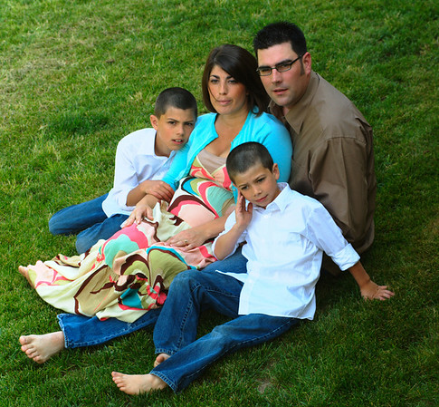09-06-10 GABE'S FAMILY PORTRAITS
