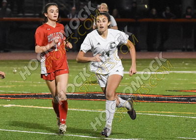 Canton - Holliston Girls Soccer 11-11-19