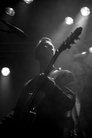 Skambankt performing at Byscenen Haugesund 2014