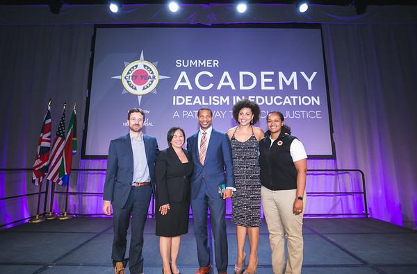 Comcast NBCUniversal Leadership Awards - Summer Academy 2016