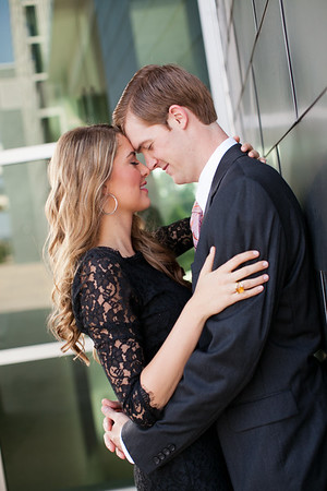 Ruth and Carson's Engagement Portraits