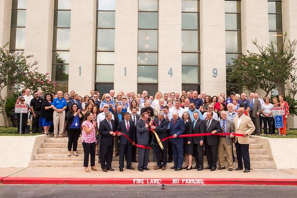 New City Hall Ribbon Cutting