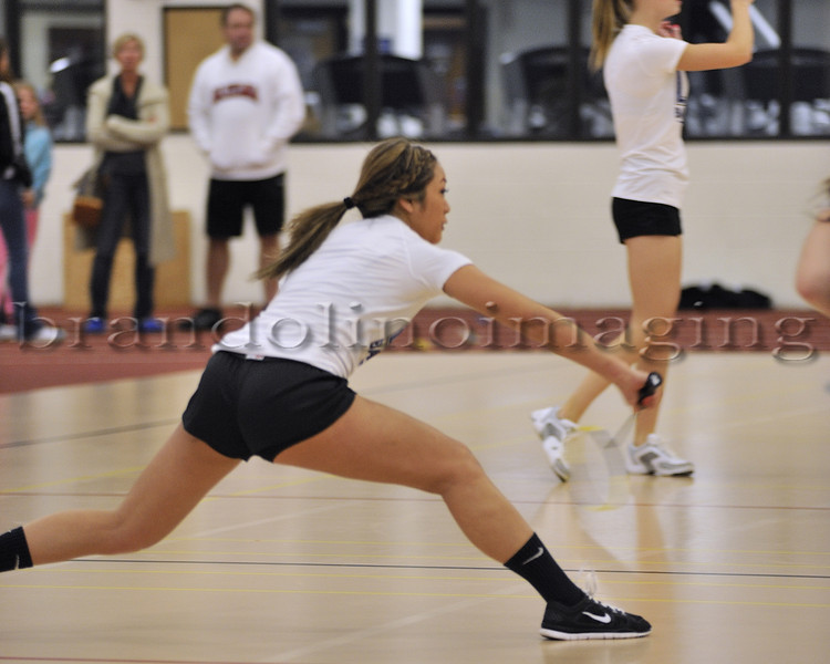 Lincoln-Way East Varsity-Sophomore Badminton 2014