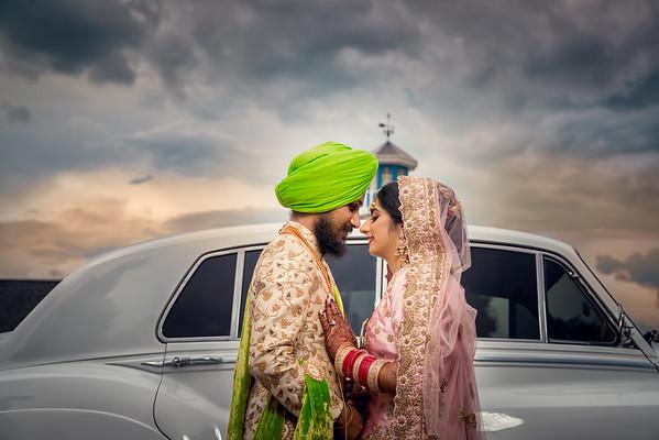 Jaspreet Jasleen Wedding