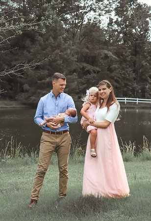 Huffman Family Session