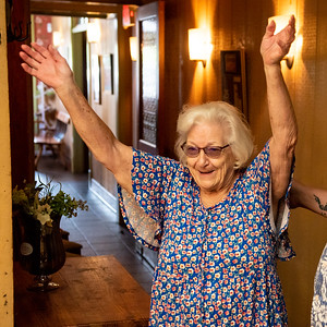 Gina's 80th Birthday Party
