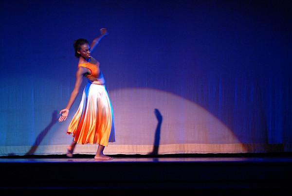 Fall Dance Concert 2007