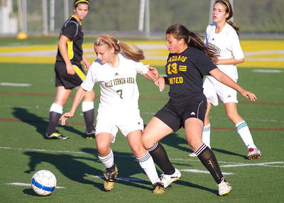 2011-09-07 JV vs Belle Vernon Away