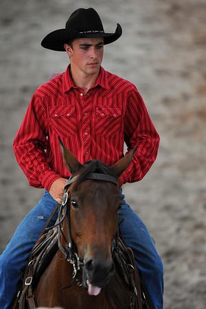 6/19/10 Riding-II Union County Saddle Club