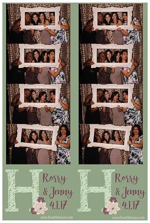 Rorry & Jenny's Wedding
