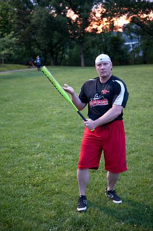 ACSO Posse Baseball Team