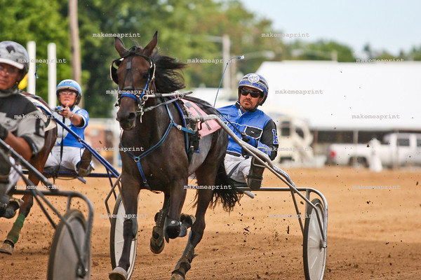 Harness Racing at Goshen Sept 12, 2013