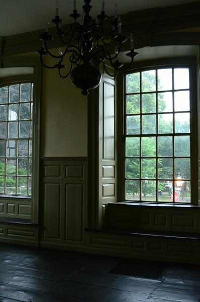 Colony House Restoration - 375th Anniversary
