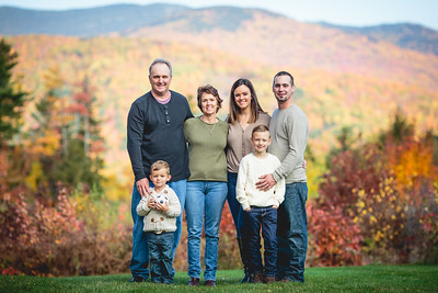 Sprague Family Portraits - October 2019