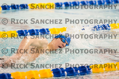 12-13-12 Boys Swim Sandburg vs Lockport