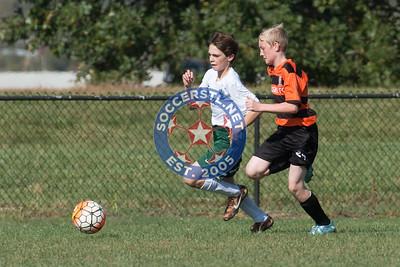 SLSG PreAcademy v Hoosier FC