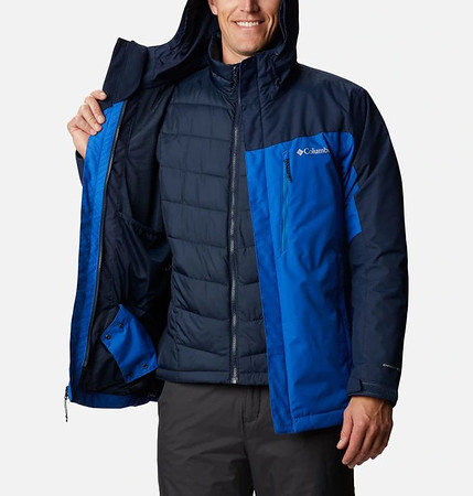 Winter Hiking Tips: Warm Winter Jacket