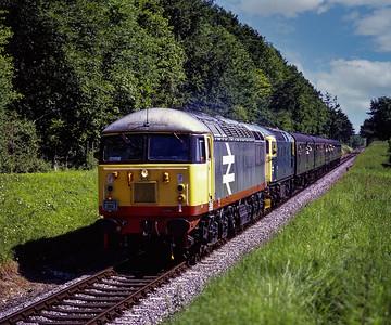 Mid-Hants Railway Diesel Gala: May 2009.
