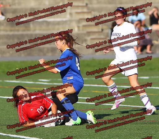 AHS Girls Varsity Soccer 2012