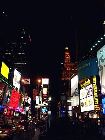 NYC - 6/2001