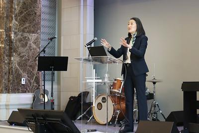 Faith & Science— Dr. Se Kim  ib Chapel