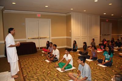 YJA 2012 | Day 2 - Sessions, Destination India