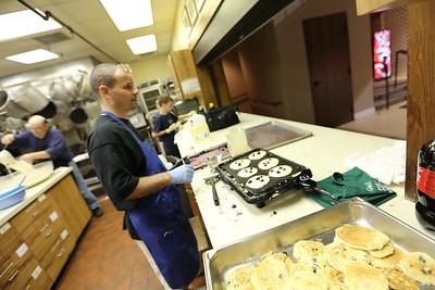 Shrove Pancake Dinner