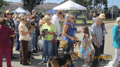 10-01-11 St. Francis Day Celebration/ Blessing of the Animals