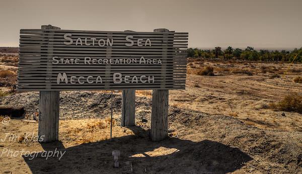 Salton Sea & Imperial Sand Dunes