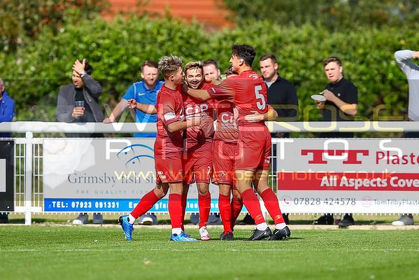 Cleethorpes v AFC Mansfield (Preliminary round) 12 - 09 - 20