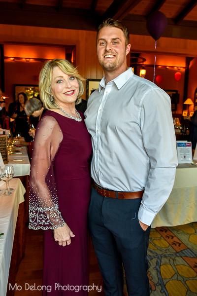 Deborah McDaniels and Nick Hammaren