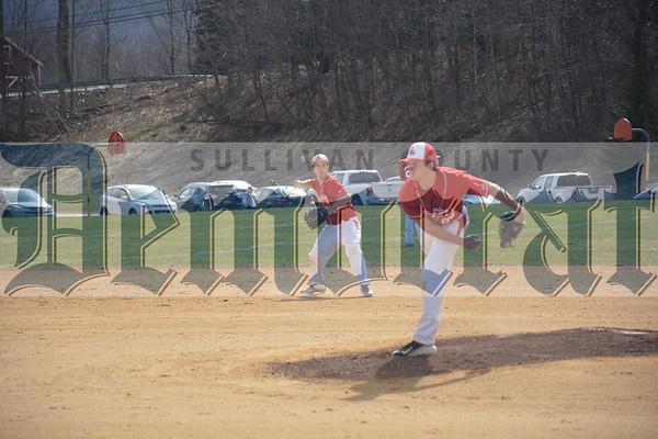 Fallsburg at Liberty baseball