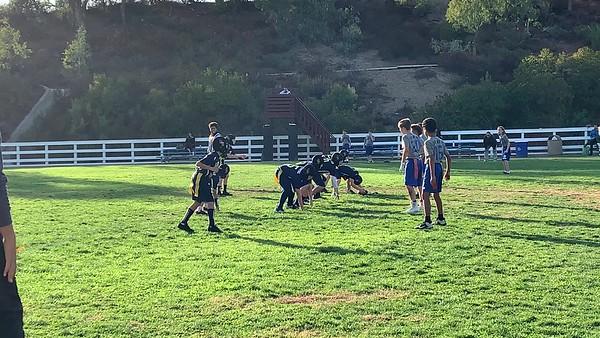 2019.11.21 Ryder football game