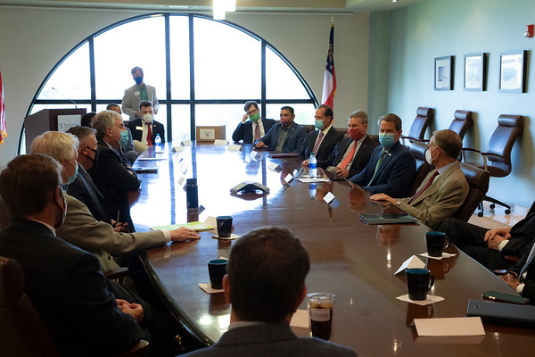 10.16.2020 Roundtable with HHS and Savannah Businesses