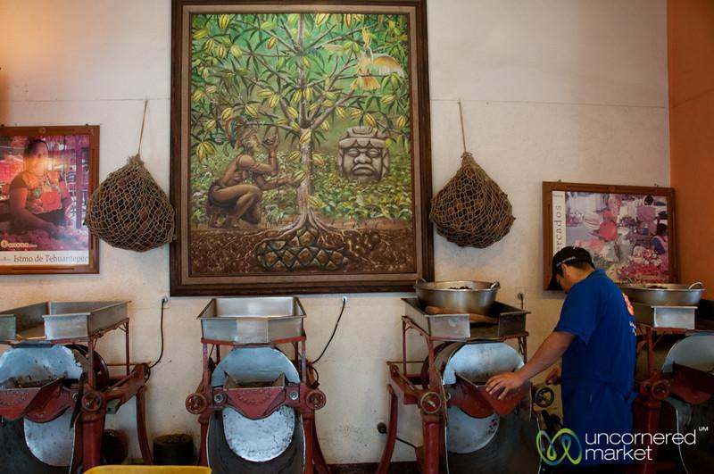 Chocolate Mayordomo - Oaxaca, Mexico