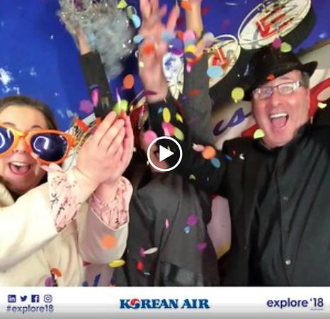 Explore '18   Korean Air