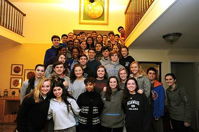 Latin School Marianist Mentor Retreat –January 2018