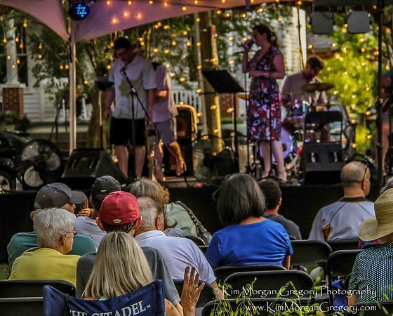 2016 PICCOLO SPOLETO | Allan Park Concert