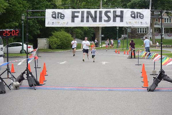 25:00-25:59 Finish