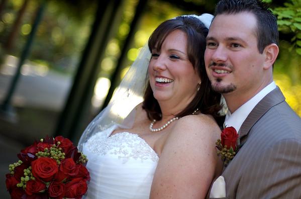 Ryan and Misty's Wedding