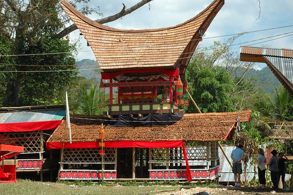 Toraja Funeral Site