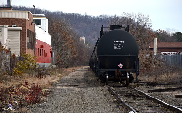 Plainville train derailment