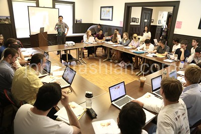 Trinity College - Urban Global Studies - September 9, 2013