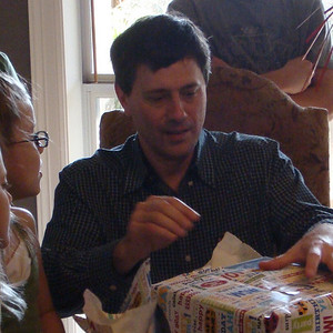 Mar 2009 - George's Birthday